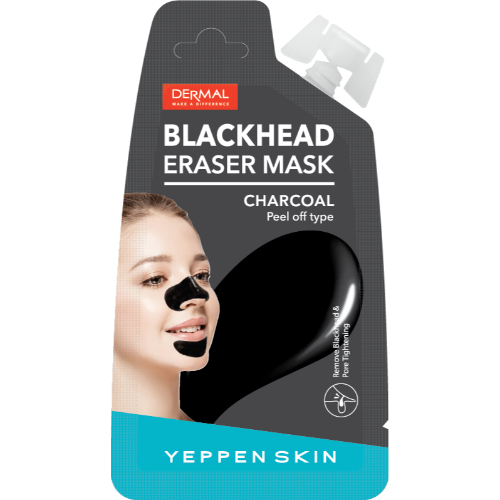 Dermal Yeppen Skin Charcoal Blackhead Eraser Mask